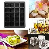 kitchenaid 15 ice machine - Bazzano New Jumbo Silicon ice Tool 20 Slots XXL Jelly Cubes ICE Cream Unique Tray Maker Mold.AU