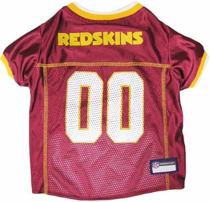 Amazon.com   Pets First NFL Washington Redskins Jersey bea5de0d7