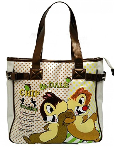 Borsa da donna grande vernice Cip & Ciop Disney *03361