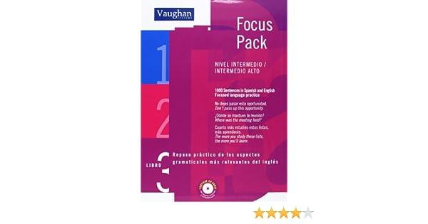 FOCUS PACK 3: Amazon.es: Richard Vaughan: Libros