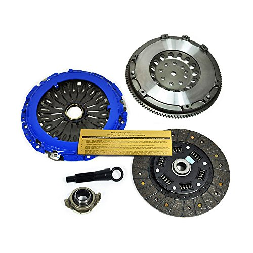 EFT STAGE 2 SPRUNG CLUTCH KIT+ FLYWHEEL fits 2003-2008 HYUNDAI TIBURON 2.7L GT