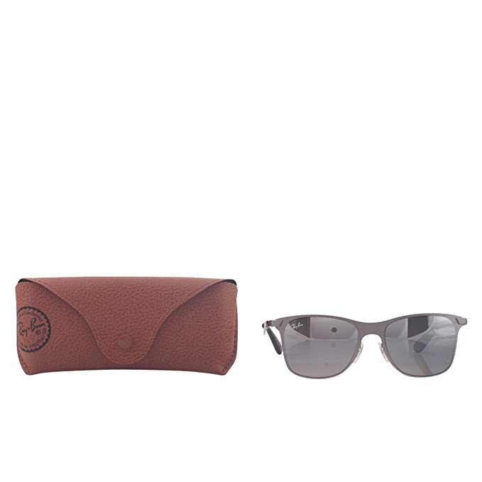 Ray-Ban - Gafas de sol Wayfarer 0rb3521 RB3521, Grey (029/88 ...