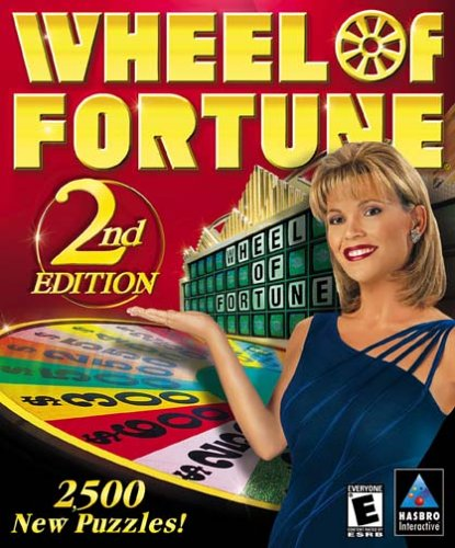 Wheel Of Fortune  2Nd Edition    Pc