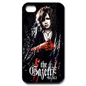 the gazette Image Protective iphone 6 plus 5.5 / iPhone 5 Case Cover Hard Plastic Case For iPhone 6 plus 5.5