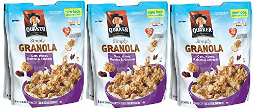 Quaker 100% Natural Granola - 1
