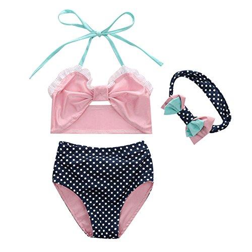 Girls Bikini Swimwear Bathing Clothes