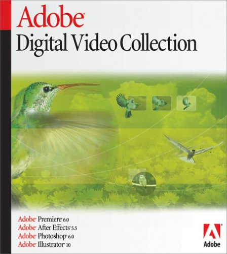 718659100247 UPC - Adobe Digital Video Collection Production Bundle