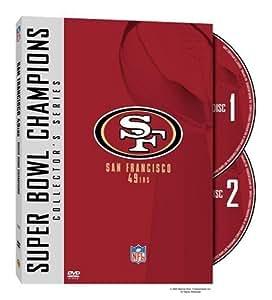 NFL Super Bowl Collection: San Francisco 49ers [Reino Unido] [DVD]