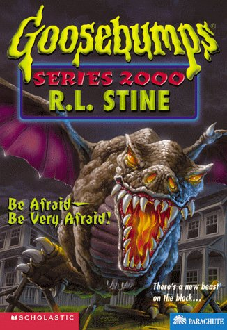 goosebumps the werewolf in the living room goosebumps 2000 book series by r l stine 27231