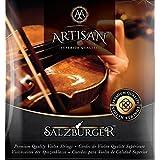 Artisan Violin Strings Premium Quality: For 4 4 & 3 4 Size. Full set: GDAE. Stainless Steel Ball End (Full Set: G-D-A-E, Medium)
