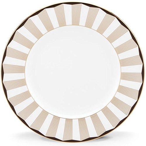 Lenox Gluckstein Audrey Salad Plate, White (Audrey Scalloped)