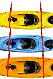 Malone Auto Racks SlingThree Triple Kayak Storage System