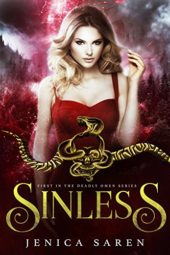 Sinless (Deadly Omen Book 1) cover