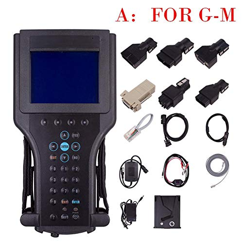 Tech2 Diagnosis Tech-2 Flash Tester add 32MB Card GM/SAAB/OPEL/SUZUK/Holden/ISUZU (one model software For GM tech2 Tech 2 II) ()