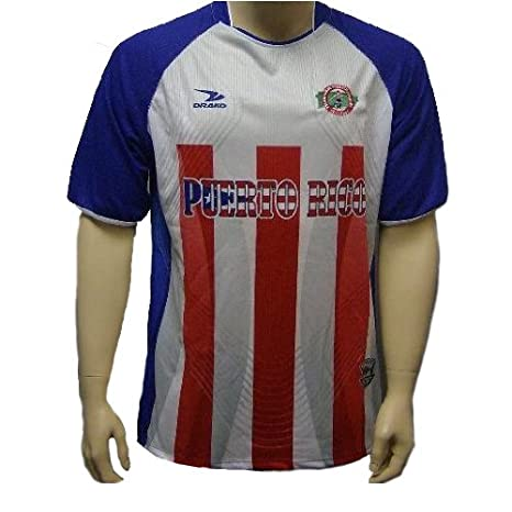 finest selection 1fe29 fa879 Emo Puerto Rico Soccer Jersey, Puerto Rican World Cup Soccer ...