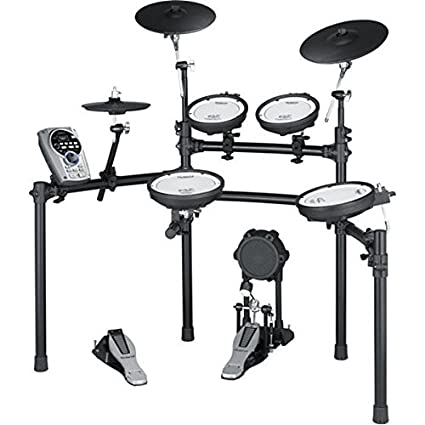 Amazon Com Roland Td 15k V Tour Series Electronic V Drum Kit