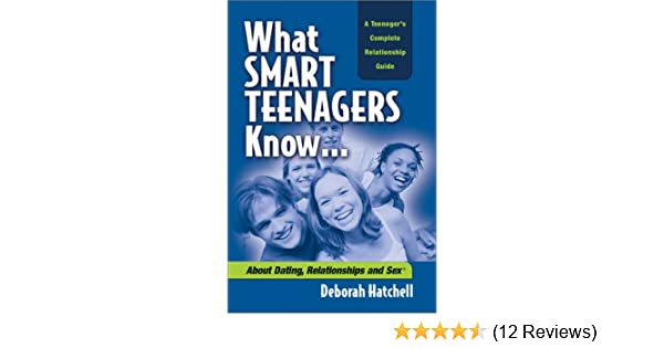 Books for teens on relationships and sex