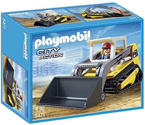 Playmobil Excavator - 4