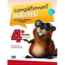 Complètement maths! 4ème année