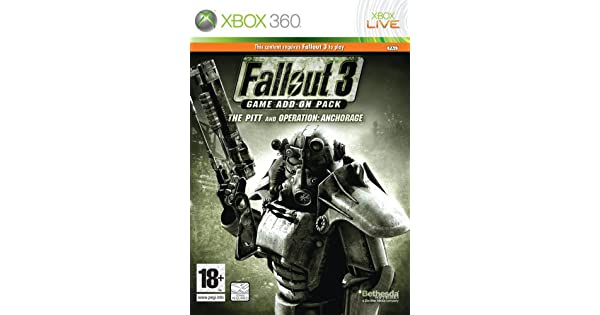 Fallout 3: Game Add-On Pack - The Pitt and Operation: Anchorage (Xbox 360) [Importación inglesa]: Amazon.es: Videojuegos
