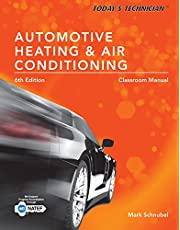 Automotive Heating & Air Conditioning Classroom Manual