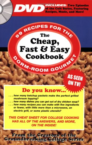 Cheap, Fast  &  Easy Cookbook