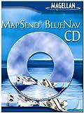 Magellan MapSend BlueNav Local Chart Lake Champlain Freshwater Map microSD Card