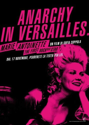 Marie Antoinette POSTER Movie (11 x 17 Inches - 28cm x 44cm) (2006) (Italian Style A)