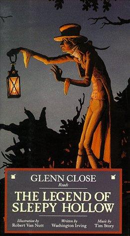 Amazon.com: The Legend of Sleepy Hollow [VHS]: Glenn Close, Mark ...