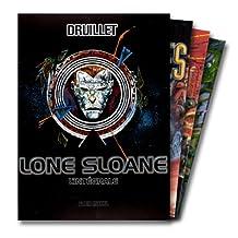 Lone sloane -coff.4vols