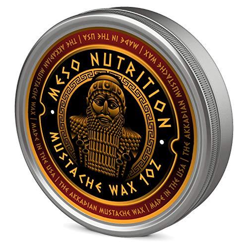 The Akkadian Mustache Wax