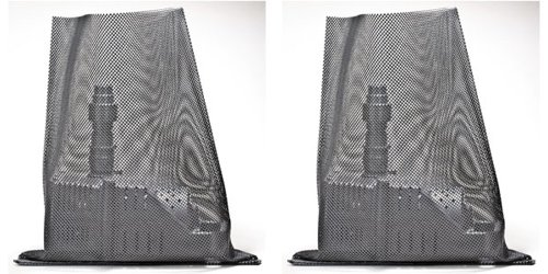 ne 24 x 26 Large Mesh Tear-Resistant Pump Protection Bags ()