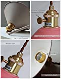 iYoee Wall Sconce Lamps Lighting Fixture with on