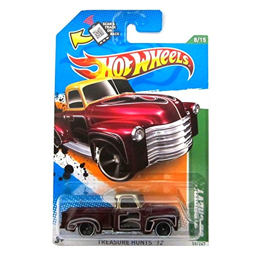52 chevy truck hot wheels - 4