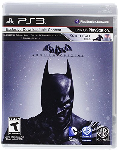 Batman: Arkham Origins – Playstation 3