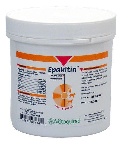 Vetoquinol Epakitin Pet Antioxidant Nutritional Supplements, 300gm