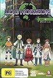 Log Horizon Part 2 DVD [Episodes 14-25]