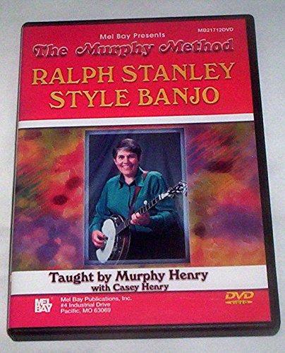 Mel Bay presents The Murphy Method - Ralph Stanley Style Banjo (DVD)