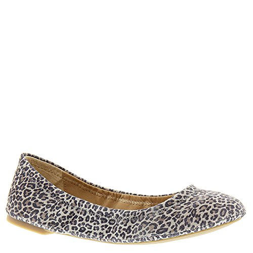 Lucky Brand Women's Emmie Brindle Persian Leopard 10 M US
