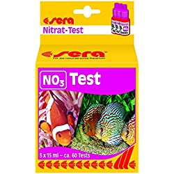 sera Nitrate-Test (No3) 15 Ml, 0.5 fl.oz Aquarium Test Kits