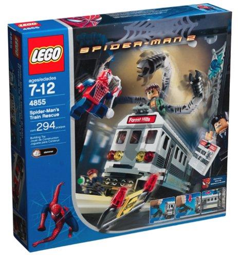 LEGO Spider-Man 2: Spider-Man's Train