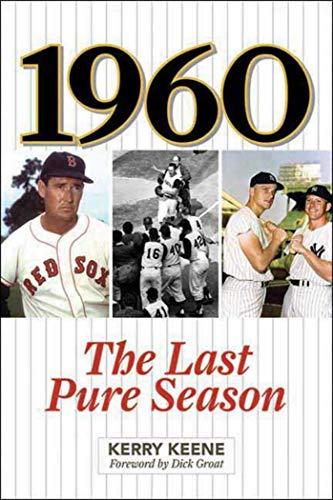Giants No Francisco San Hitters - 1960: The Last Pure Season