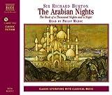 BURTON: THE ARABIAN NIGHTS [Audio CD]