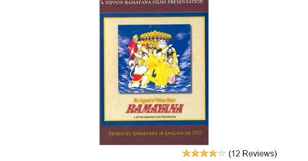 Ramayana - The Legend of Prince Rama (Animated Ramayan