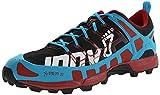Inov-8 X-Talon 212 Trail-Running Shoe, Black/Blue/Chili, 11 M US