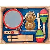 Melissa & Doug Musical Instrument Set
