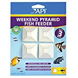 API Weekend Pyramid Fish Feeder 3-Day Automatic