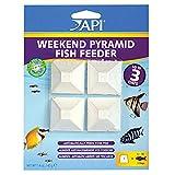 API Weekend Pyramid Fish Feeder 3-Day Automatic