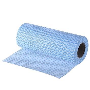 Pereza toallitas están humedecidos con aceite toallas limpieza suministros de cocina desechables plato grueso Seco &