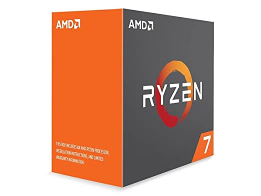 15 opinioni per AMD Ryzen 7 1800X- Processore 4,0 GHz- Socket AM4